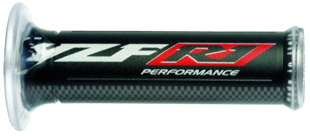 Motorradgriffe Ariete Lenker Griffe für Yamaha YZF R 1 Rot Neu