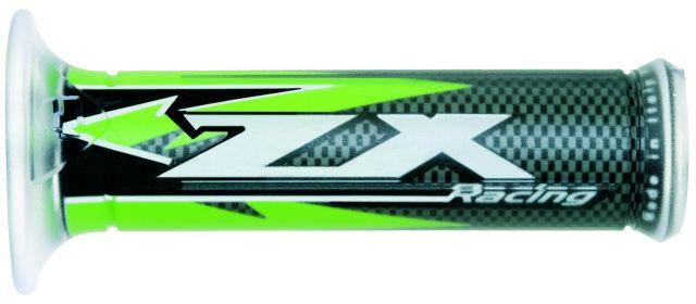 Ariete Lenker Griffe für Kawasaki Motorrad ZX 6 10 12 R NEU