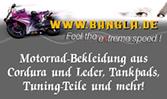 Bangla – Motorradbekleidung aus Leder und Cordura