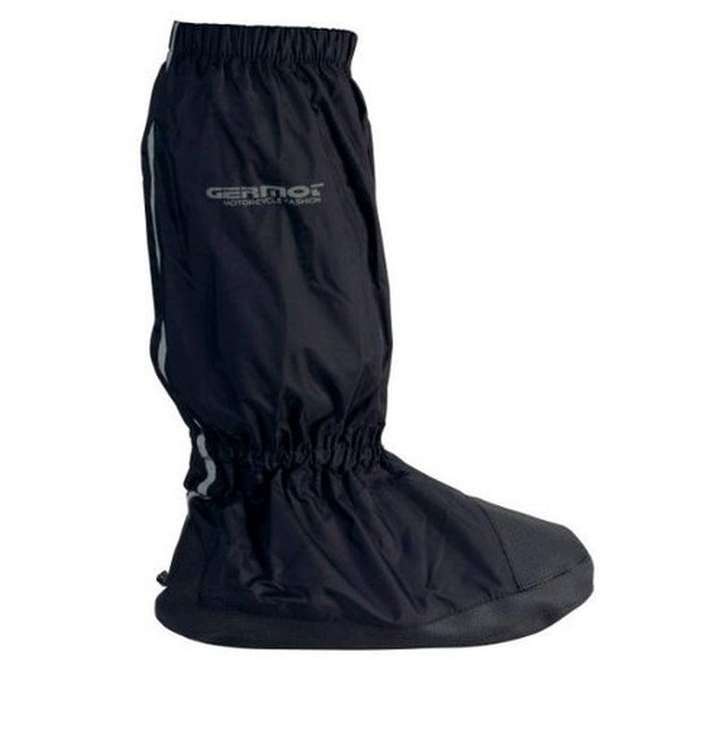 Motorrad Regenstiefel Überziehstiefel Schuh Stiefel schwarz Chio S - XXL