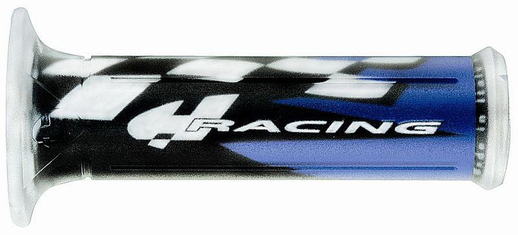 Motorradgriffe Motorrad Griffe für alle Modelle Schwarz Blau Lagerräumung