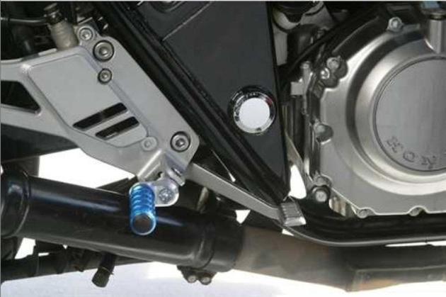 Motorrad Fussrastenanlage für BMW R 1100 1200 850 RS RT R NEU