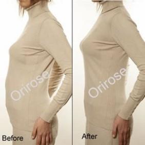 Damen Shapewear Taillenmieder Taillengürtel 3321 Orirose  Schwarz 36-40