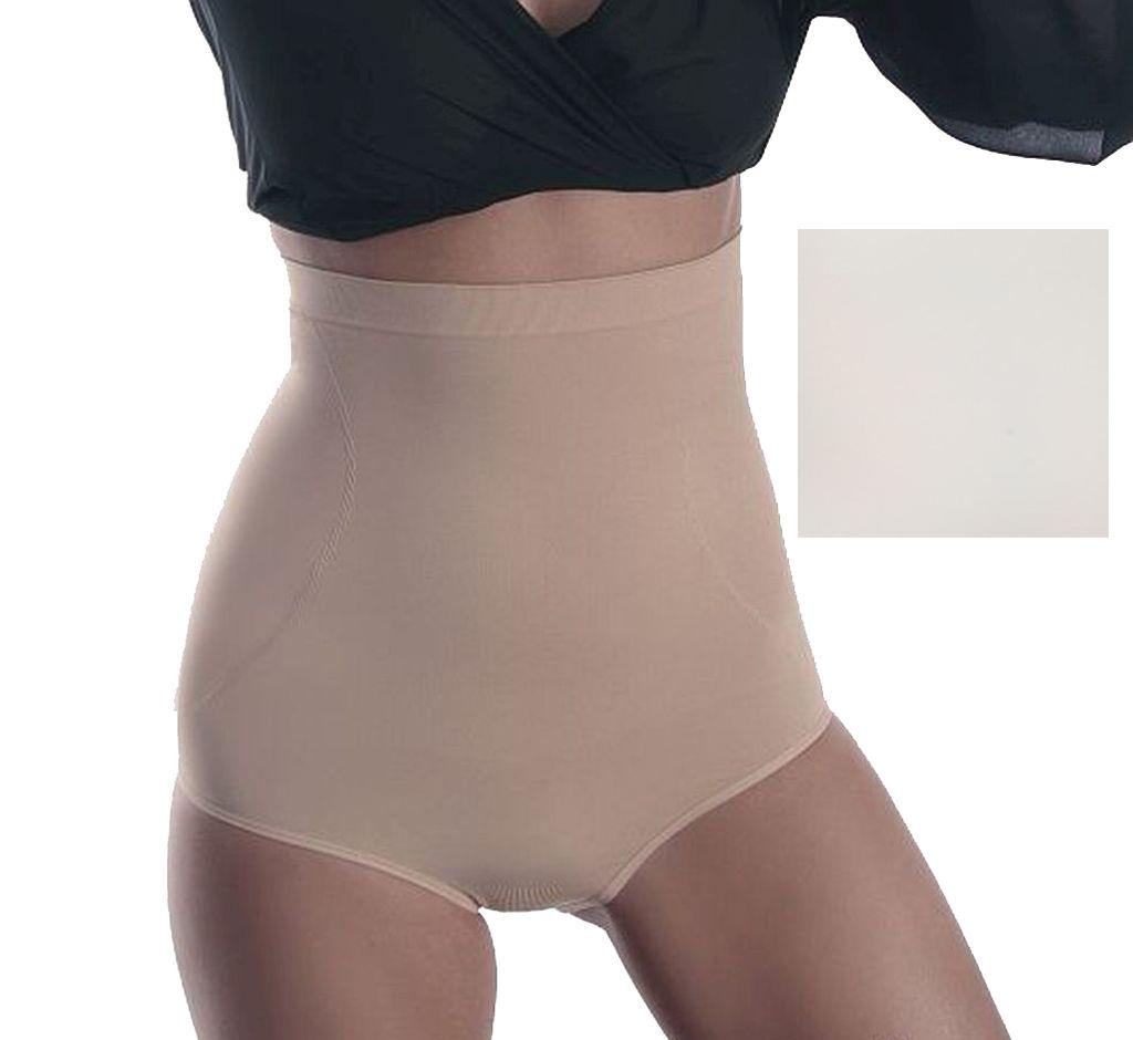 Sassa Damen Wäsche Taillen Miederhose Shapewear 557 Haut oder Elfenbein S - XL
