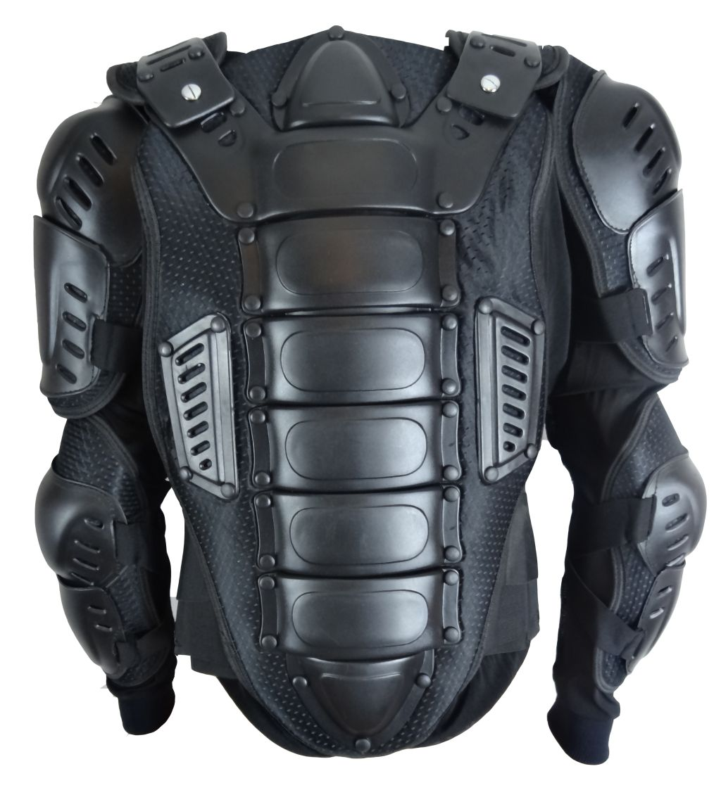 Rücken Protektor Jacke Brustpanzer Protektorjacke Motorrad NEU Gr. M - XXXL