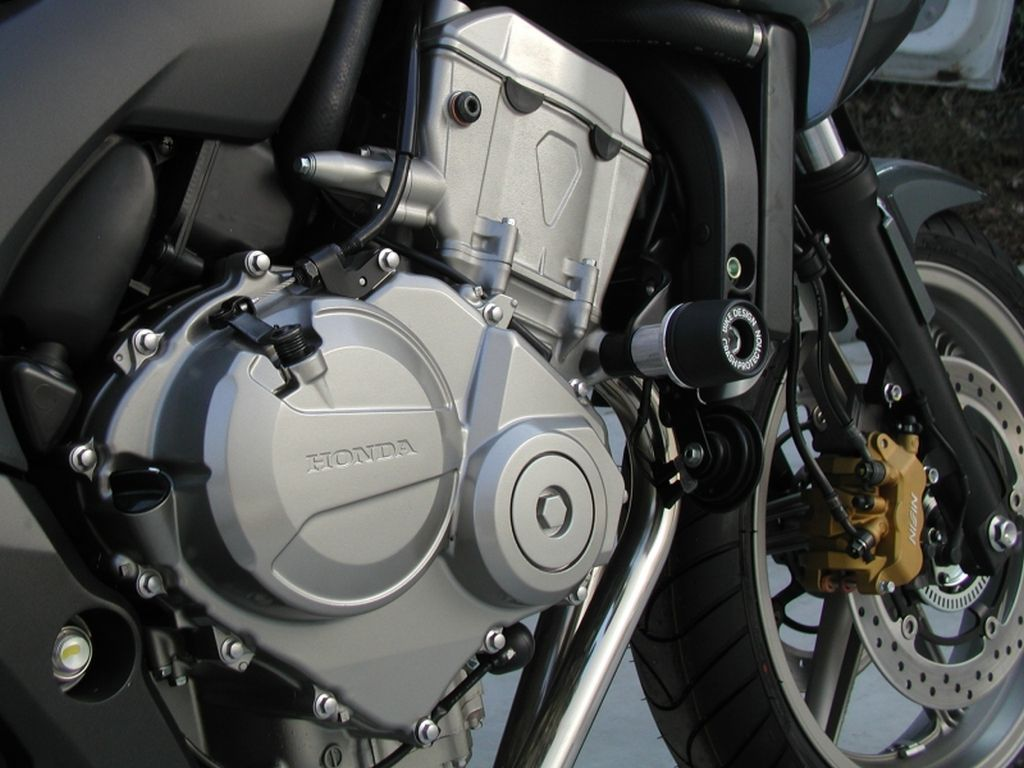 Motorrad Sturzpads für Honda CBF 600 Bj.2008- Sturzpad Neu