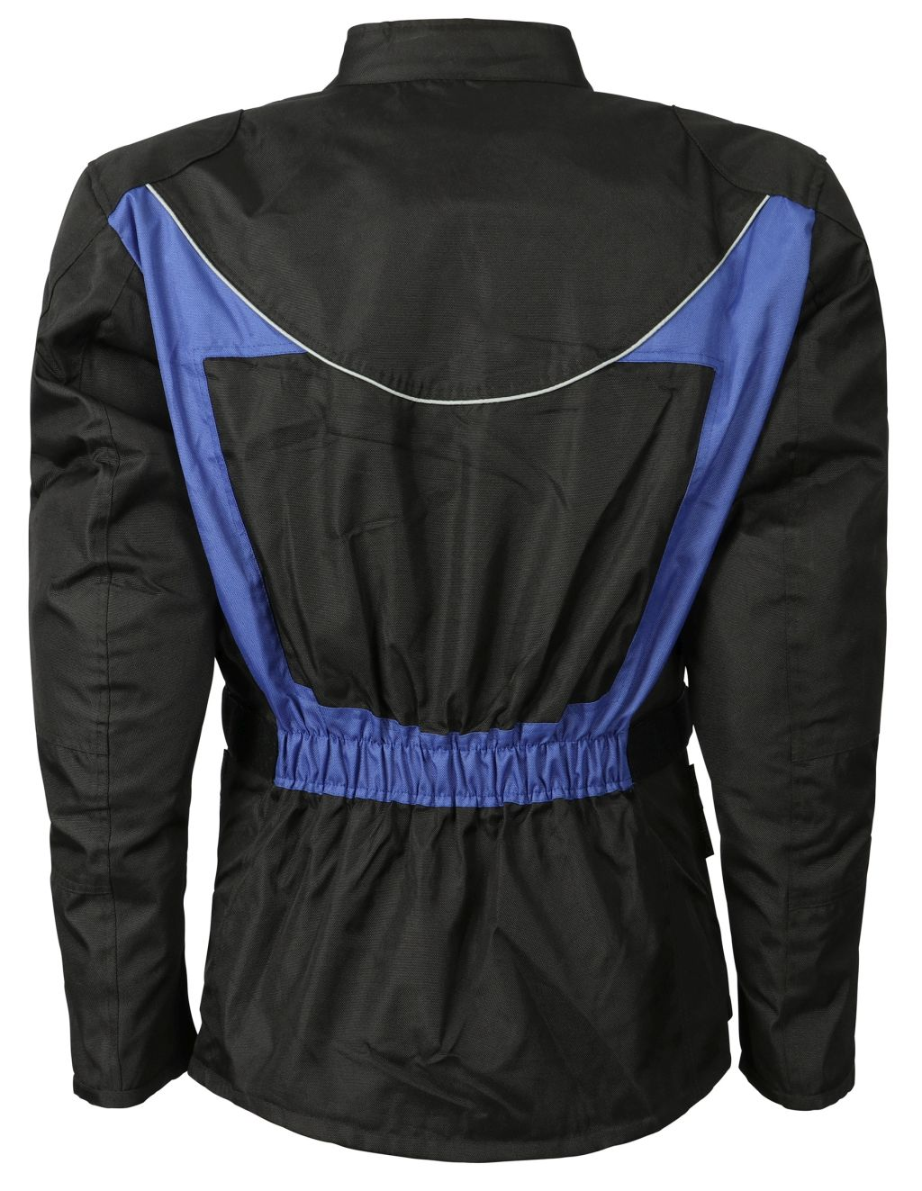 Bangla Motorrad Jacke Textil Motorradjacke Cordura Blau schwarz S - 8 XL