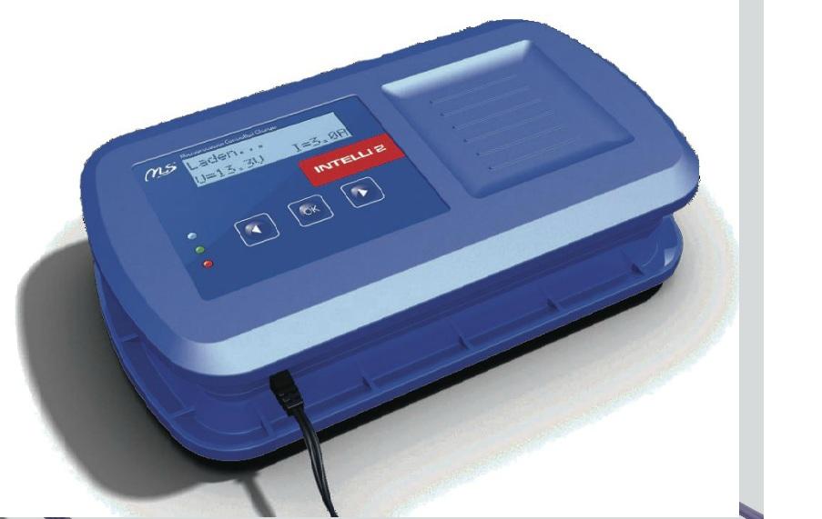 Batterieladegerät Ladegerät Gel Batterie Motorrad LCD