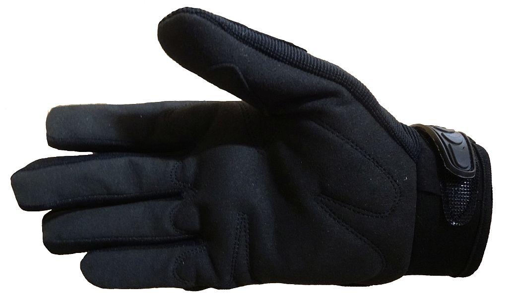 Bangla Motorradhandschuh Motorrad Handschuhe Enduro Quad schwarz kurz S - XXL