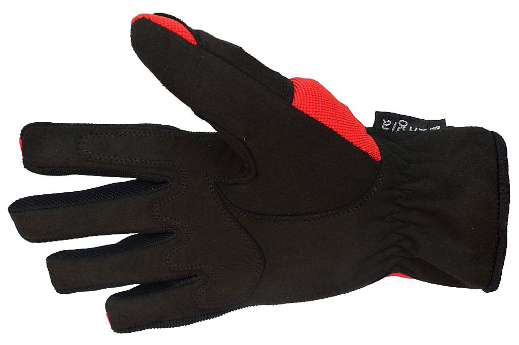 Bangla Motorradhandschuhe Motorrad Handschuh kurz rot schwarz XS -XXL 5000