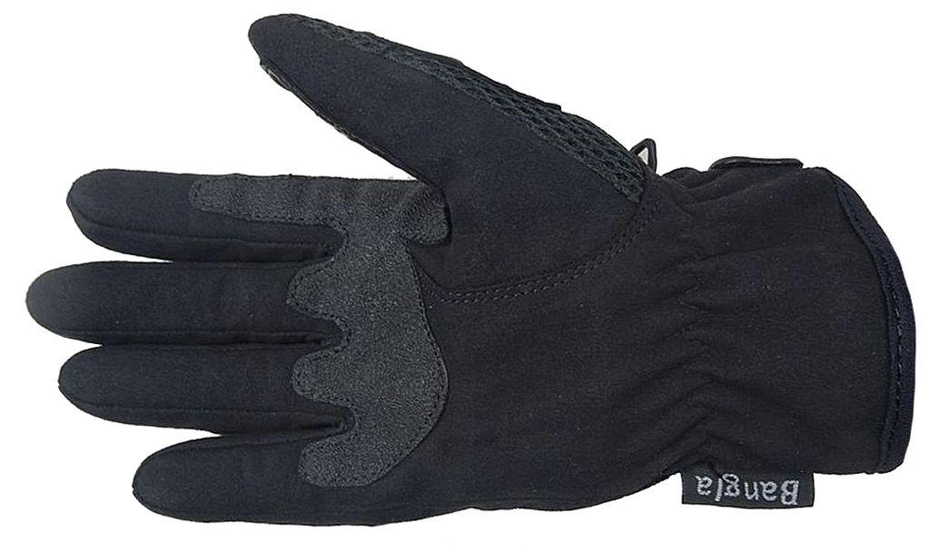 Bangla Motocrosshandschuh Enduro Motorrad Handschuhe kurz schwarz S M L XL